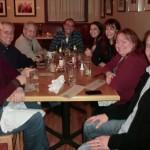 Yuval Ben-Galim, Dan Lynch, Steve Morse, Daniel Horowitz, Elise Friedman, Pamela Weisberger, Me, Mark Olsen, RootsTech 2012
