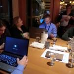 (After) Dinner Socializing
