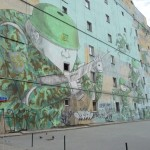 A Mural in Warsaw