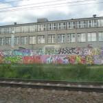 Train Scenery