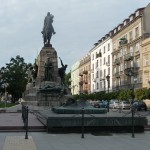 Old Town - Unknown Soldier - Grunwald Monument