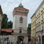 Old Town - St. Florian's Gate