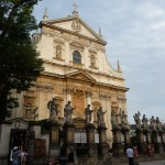Old Town - Church of Saints Peter and Paul