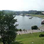 Wawel Castle - Wisla River