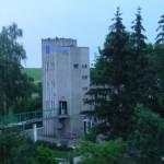 Ukraine Border Station