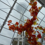 Chihuly Glasshouse Sculpture