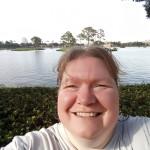 Selfie at EPCOT