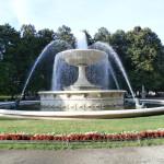 Ogród Saski Fountain