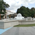 Park Miejski Fountain