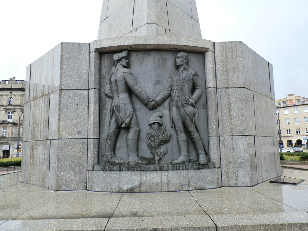 Washington and Kosciuszko