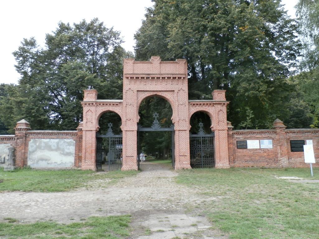 Łodź Jewish Cemetery