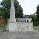 Memorial to Łodź Jews